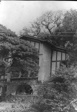 Casa de Sérgio Buarque de Holanda, Rua Buri