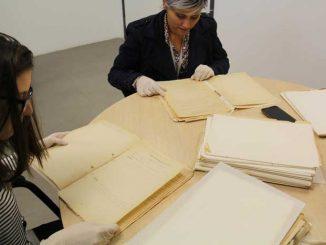 Selecionando documentos