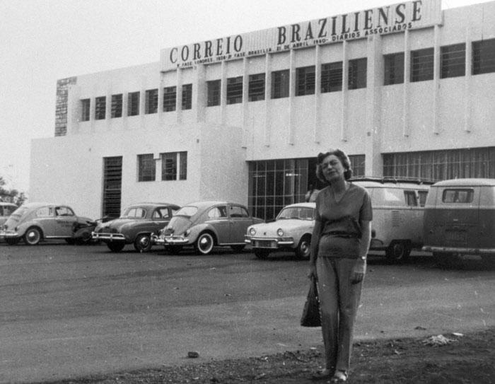 Yvonne Jean e Correio Braziliense