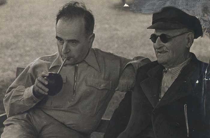 Vargas e o pai