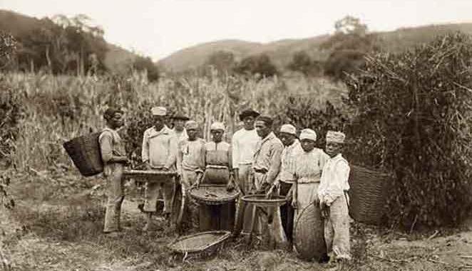Série fotográfica retrata os últimos anos da escravidão no Brasil 1