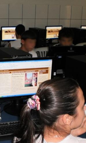 História Digital: professora utiliza Café História com alunos do Ensino Básico 1