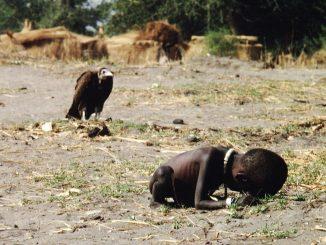 O abutre e a menina: a história de uma foto histórica 3
