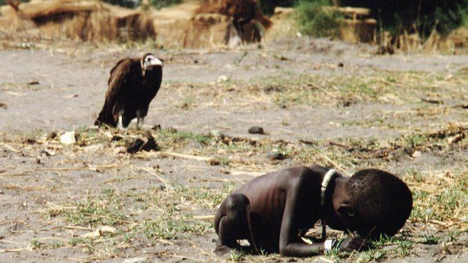 O abutre e a menina: a história de uma foto histórica 1