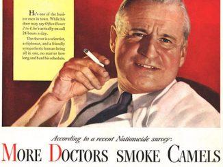 Ascenção e queda da propaganda tabagista 2