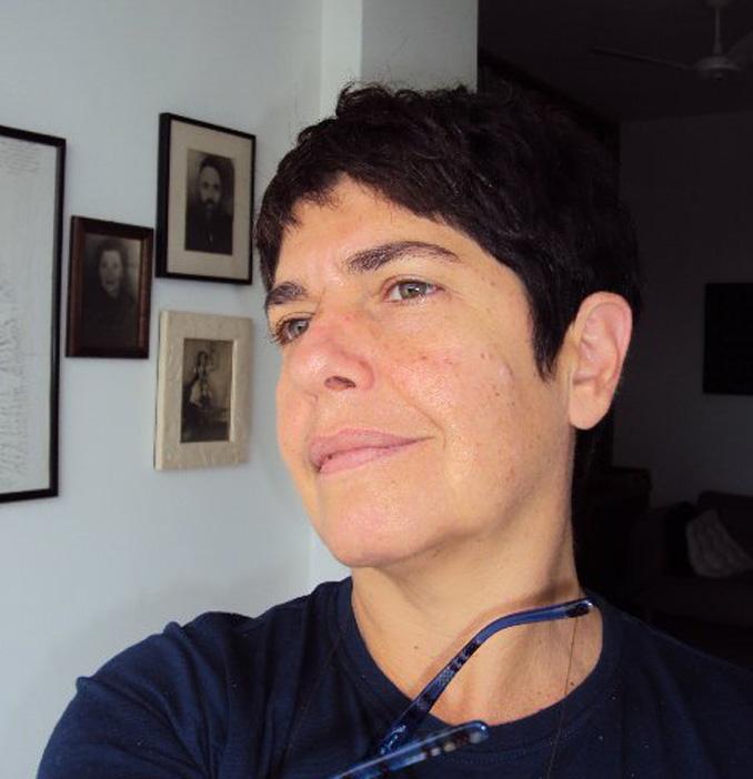 Monica Grin - Questão da Raça