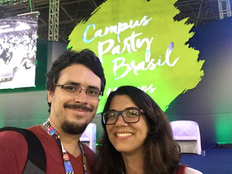 CafeNaCampusParty