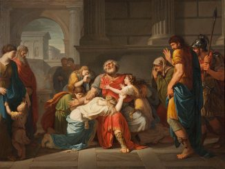 Bénigne_Gagneraux,_The_Blind_Oedipus_Commending_his_Children_to_the_Gods