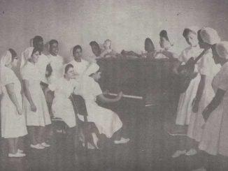 Escola de Enfermeiras Luiza de Marillac