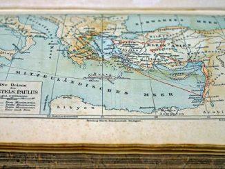 Mapa-Antigo