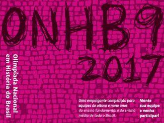 Olimpíada Nacional em História do Brasil: últimos dias de inscrição 1