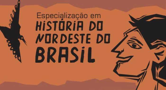 História do Nordeste - Especialização