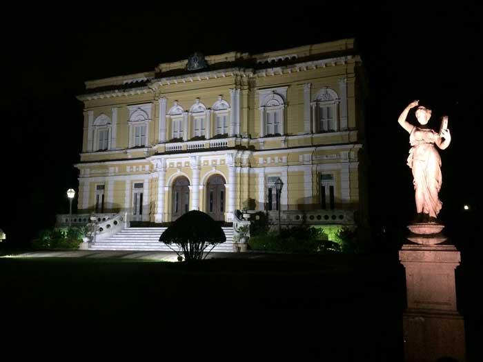 "Palácio Rio Negro, o ""Palácio dos Presidentes"""