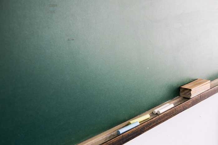 Sala de aula e currículo