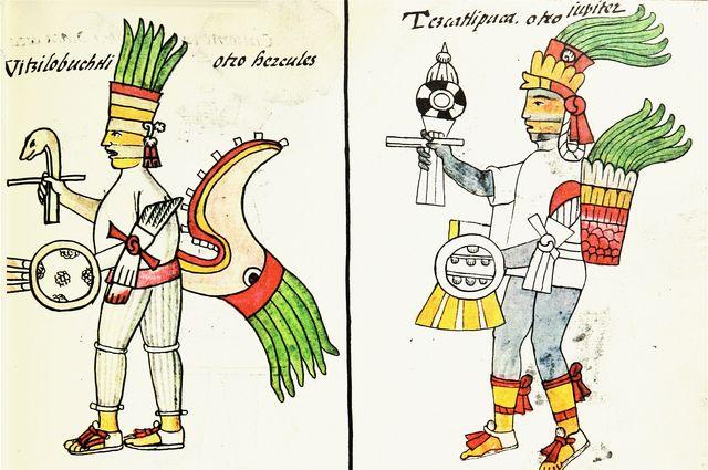 Nahuatl Book