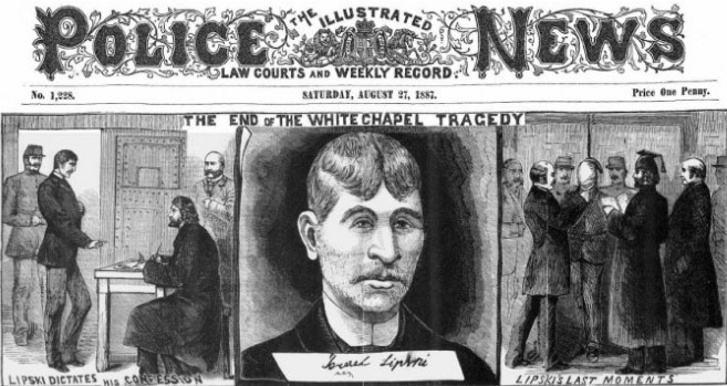 "The Illustrated Police News: ""o pior jornal da Inglaterra"" 1"