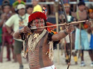 Resistência Indígena no Brasil