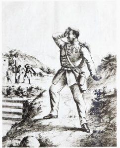 Gravura de Angelo Agostini