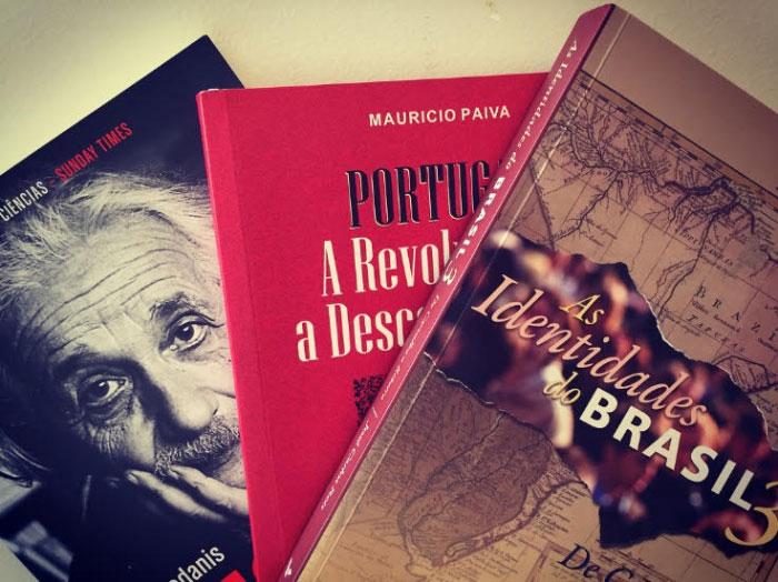 Escrita da História, Portugal e Einstein  1