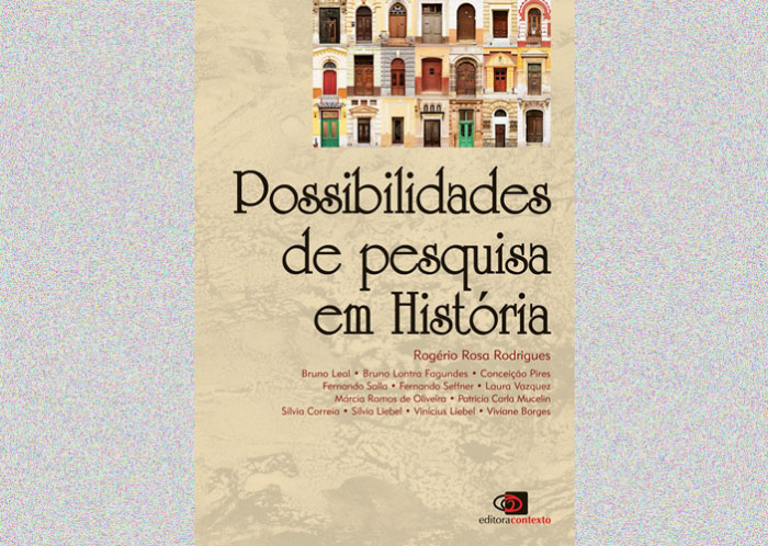 Livro sobre fontes históricas