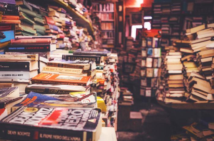 Livraria-Livros