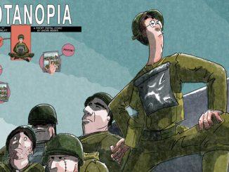 Projeto inovador de quadrinhos digitais estreia com ficção sobre Segunda Guerra Mundial 2