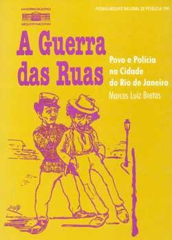 A historiografia da polícia e do crime no Brasil faz aniversário 1
