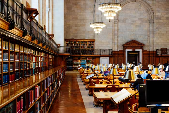 Mid-Manhattan Library