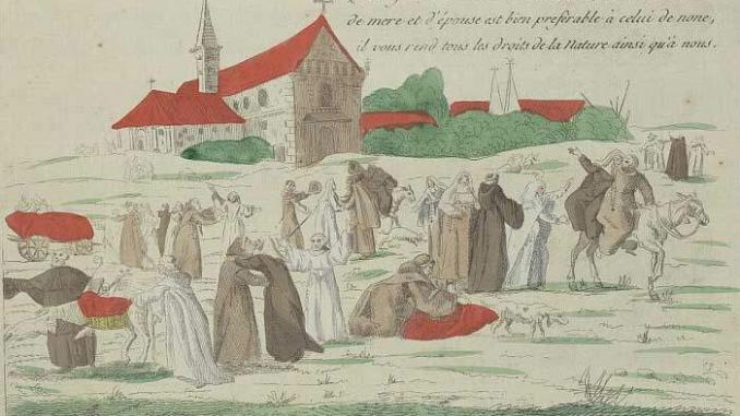 A vida cotidiana na Revolução Francesa 1