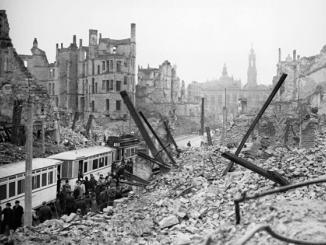 Silêncio sob ruínas: a destruição da Alemanha 1