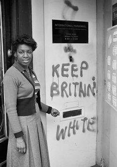 Keep Britain White - Ever Liging roots