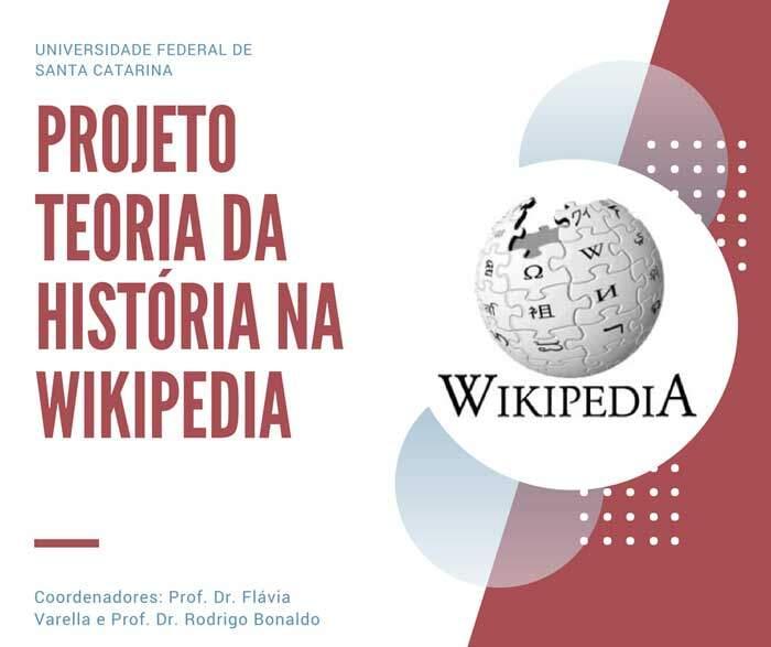 Projeto acadêmico leva Teoria da História para a Wikipédia 2