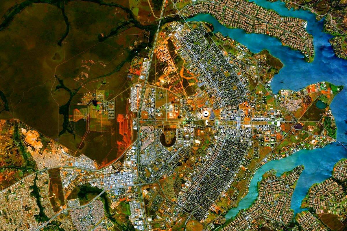 Os impactos ecológicos da construção de Brasília 1