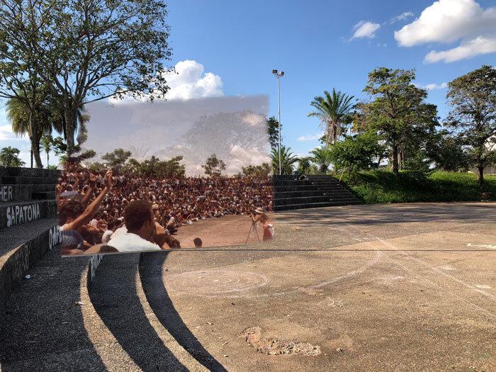Estudante de História da UnB utiliza refotografia para relembrar as invasões que universidade sofreu na ditadura 3