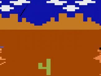 """Games e violência: um jogo chamado """"Custer's Revenge"""" 1"""