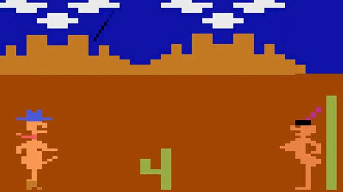 """Games e violência: um jogo chamado """"Custer's Revenge"""" 3"""