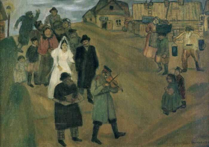 Os encantos e as tragédias das comunidades shtetl 1