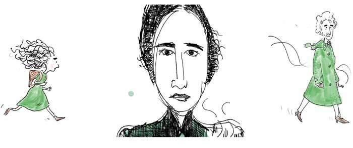 Cartunista da revista The New Yorker publica graphic novel sobre a vida de Hannah Arendt 1
