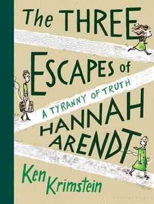 Cartunista da revista The New Yorker publica graphic novel sobre a vida de Hannah Arendt 2