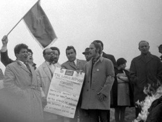 Movimento Social dos Romani e a questão cigana. Foto: Blake, I.