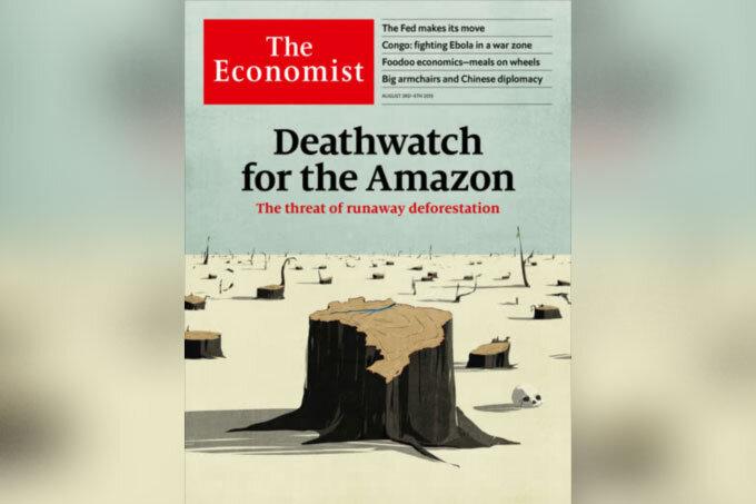 Amazônia em perigo