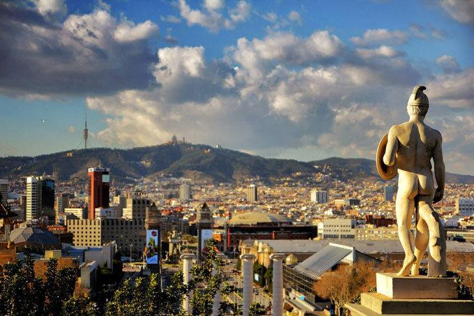 Cidade de Barcelona. Foto: Joaquim-Aranoa/Pixabay