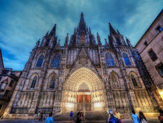 Bairro Gótico de Barcelona - Catedral