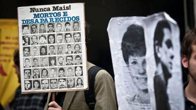 Criminalização de apologia à ditadura é tema de projeto de lei no Brasil.