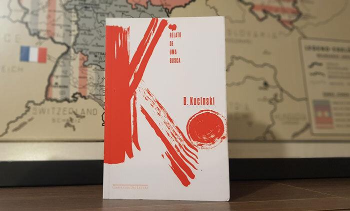 K. Relato de uma busca, de Bernardo Kucinski, indicado por Licariãio. Foto: Bruno Leal.