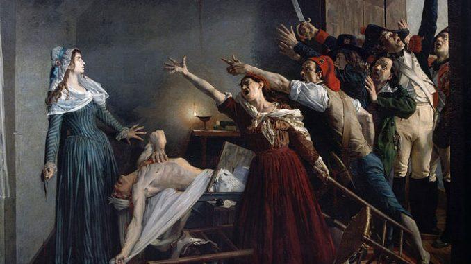 A Revolução Francesa dos historiadores: os trabalhos que formaram o nosso conhecimento sobre o tema 1