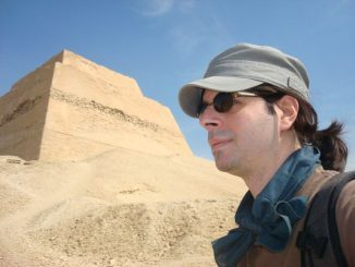 Uma história da arte funerária egípcia: entrevista com Ronaldo G. Gurgel Pereira 1