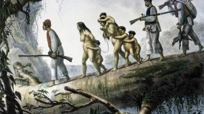 Os povos indígenas e a questão do trabalho no Brasil colonial 1