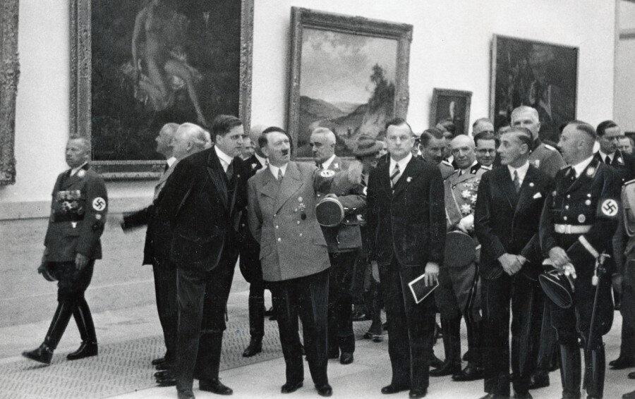 Cultura na Alemanha Nazista