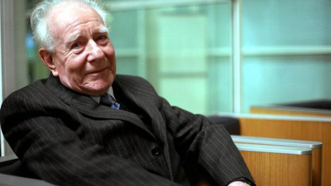 """Morre o historiador francês Jean Delumeau, autor de """"História do Medo no Ocidente"""" 1"""